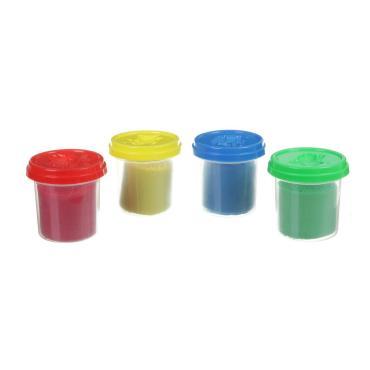 Пластилин для лепки ВК Hello puff 45 гр., пластиковый контейнер