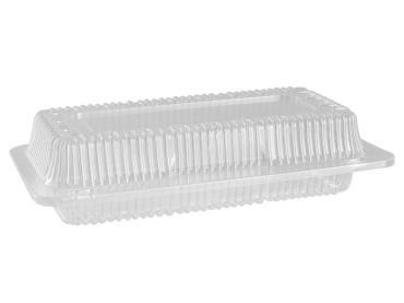 Контейнер одноразовый РК 19 222 х 117 х 53 мм., 800 мл., 480 шт., Комус, пластиковая упаковка