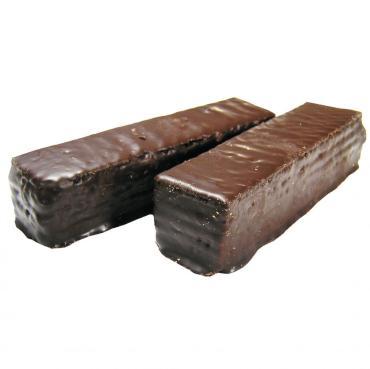 Вафли глазированные Горы шоколада,  Сладонеж, 3 кг., картон