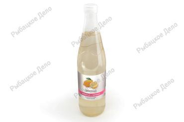 Лимонад имбирный с лимоном, 500 мл., стекло