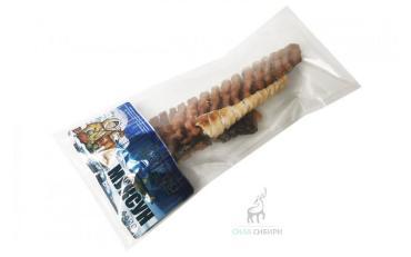 Муксун вяленый юкола в вакуумной упаковке, 100гр