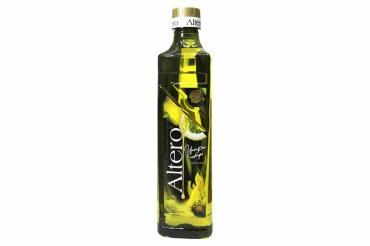 Масло подсолнечное с экстрактом цитрона и имбиря Altero, 500 мл., ПЭТ