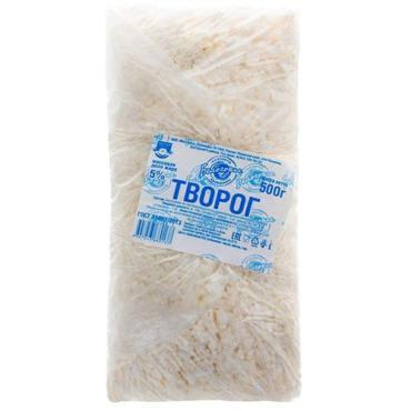 Творог 5% Белогорье, 500 гр., ПЭТ