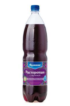 Напиток с шиповником Волжанка Расторопша 1,5 л., ПЭТ