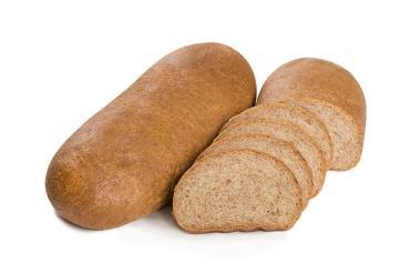 Хлеб с отрубями (из муки в/с сорта с отрубями), 300 гр., Пекарня Двуречье