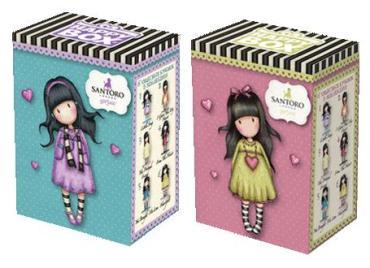 Фигурка и карамель Happy Box Gorjuss 18 гр., картон