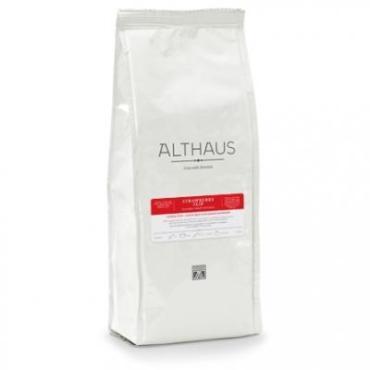 Чай фруктовый Strawberry Flip,  Althaus, 250 гр., флоу-пак