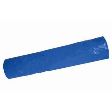 Мешок (пакет) мусорный 220 л., 880х1250 мм., 40 мкм., в рулоне ПВД синий
