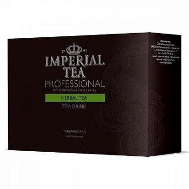 Чай Травяной, 20 сашетов Imperial Tea Professional, картон