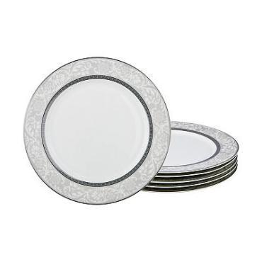 Набор тарелок, 6 штук, диаметр 19 см., Lefard Клариса