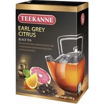 Чай черный Teekanne Earl Grey Citrus