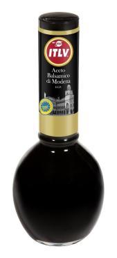 Уксус винный бальзамический ITLV Modena 250 мл., стекло