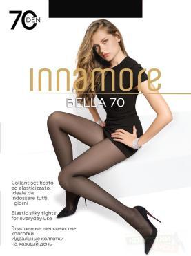 Колготки женские Innamore Bella 70 den, цвет Moka, размер 4, пластиковый пакет