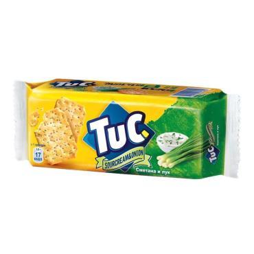 Крекер Tuc мини с сыром