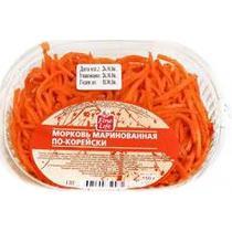 Морковь Fine Life маринованная по-корейски