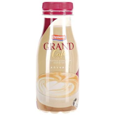Напиток Ehrmann молочно-кофейный Капучино