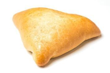 Пирожок Нижегородский хлеб Домашний с ветчиной и сыром