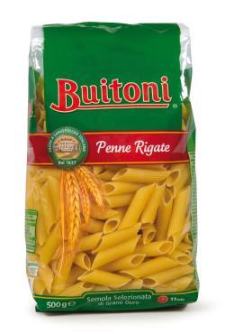 Макаронные изделия Buitoni Penne Rigate