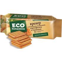 Крекер Eco Botanika с картофелем и зеленью  175 гр.