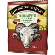 Пельмени Шамаханские Татарские со специями