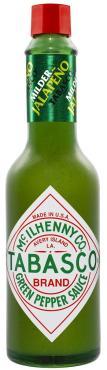 Соус Tabasco Green Pepper