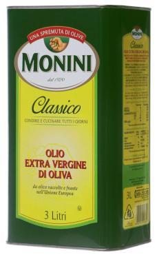 Масло оливковое Monini Classico Extra Virgin