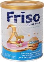 Молочная смесь Friso Gold Фрисолак 2 с 6 до 12 месяцев