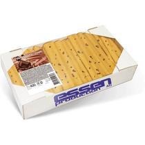 Трубочки вафельные хрустящие со вкусом шоколада, Essen, 400 гр., картон