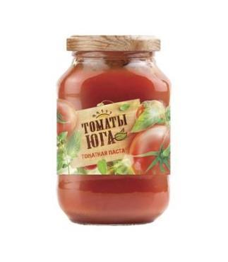 Томатная паста Томаты Юга