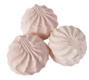 Зефир Магнолия бело-розовый,  Динсладия, 2.5 кг., картон