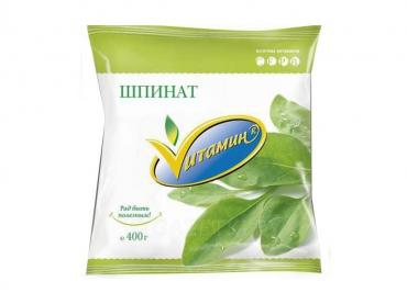 Овощи VИТАМИН Шпинат