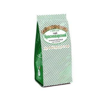 Чай Краснодарский Отборный классический зеленый