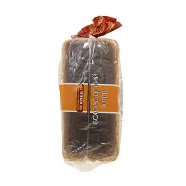 Хлеб Сормовский хлеб Богородский формовой ржано-пшеничный бездрожжевой нарезка