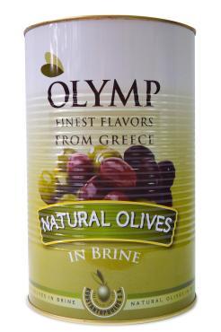 Маслины Olymp без косточки в рассоле