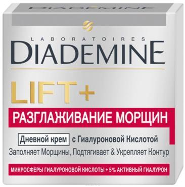 Крем для лица Diademine Lift+ Разглаживание морщин Дневной