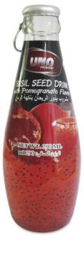 Напиток UNO Базиликовый со вкусом граната