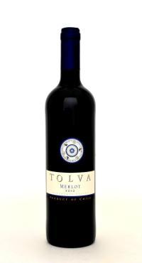 Вино Tolva Мерло Столовое сухое красное 13%