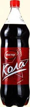 Лимонад Мастер Cola