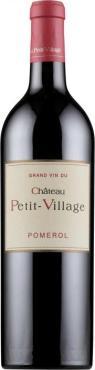 Вино Шато Пти-Вилляж / Chateau Petit-Village,  Мерло, Каберне Совиньон, Каберне Фран,  Красное Сухое, Франция