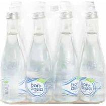 Вода BonAqua питьевая негазированная ,330 мл.,стекло
