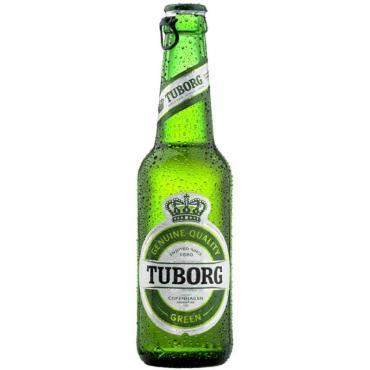 Пиво Tuborg green