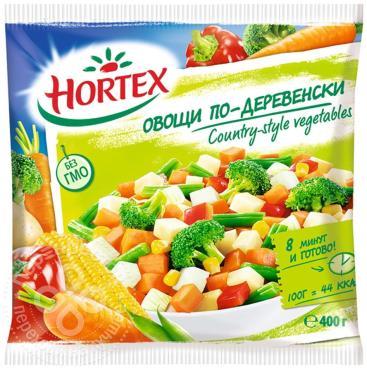 Смесь овощная Hortex овощи по-деревенски