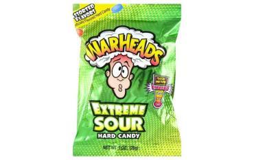 Конфета Warheads супер-кислая