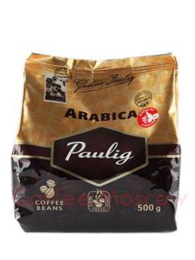 Кофе Paulig Arabica натуральный жареный в зернах