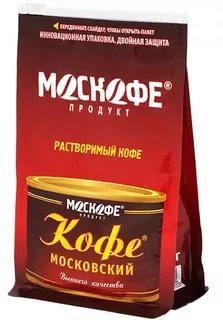 Кофе Москофе Московский растворимый