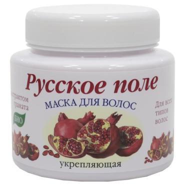 Маска для волос Русское Поле Укрепляющая