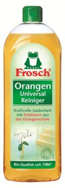 Универсальное чистящее средство Frosch с ароматом апельсина