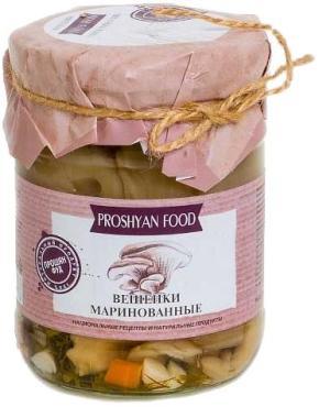 Вешенки Proshyan Food маринованные
