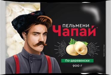 Пельмени Чапай По-деревенски