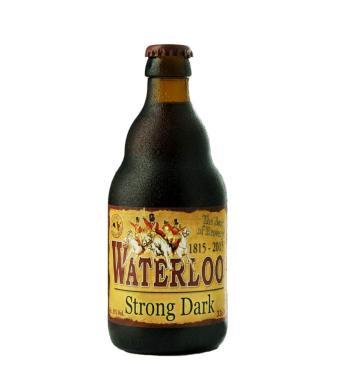 Пиво Waterloo Strong Dark 8,5%
